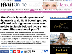 Daily Mail - Grant Harrold The Royal Butler