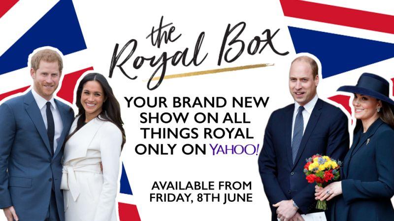 The Royal Box Yahoo.