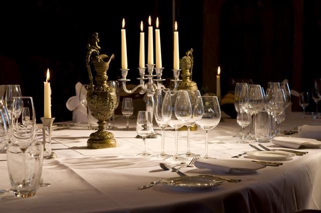 1 hour - Dining Etiquette Class