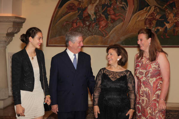 The Serbian Royal Family