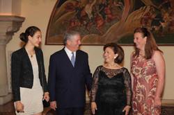 The Serbian Royal Family