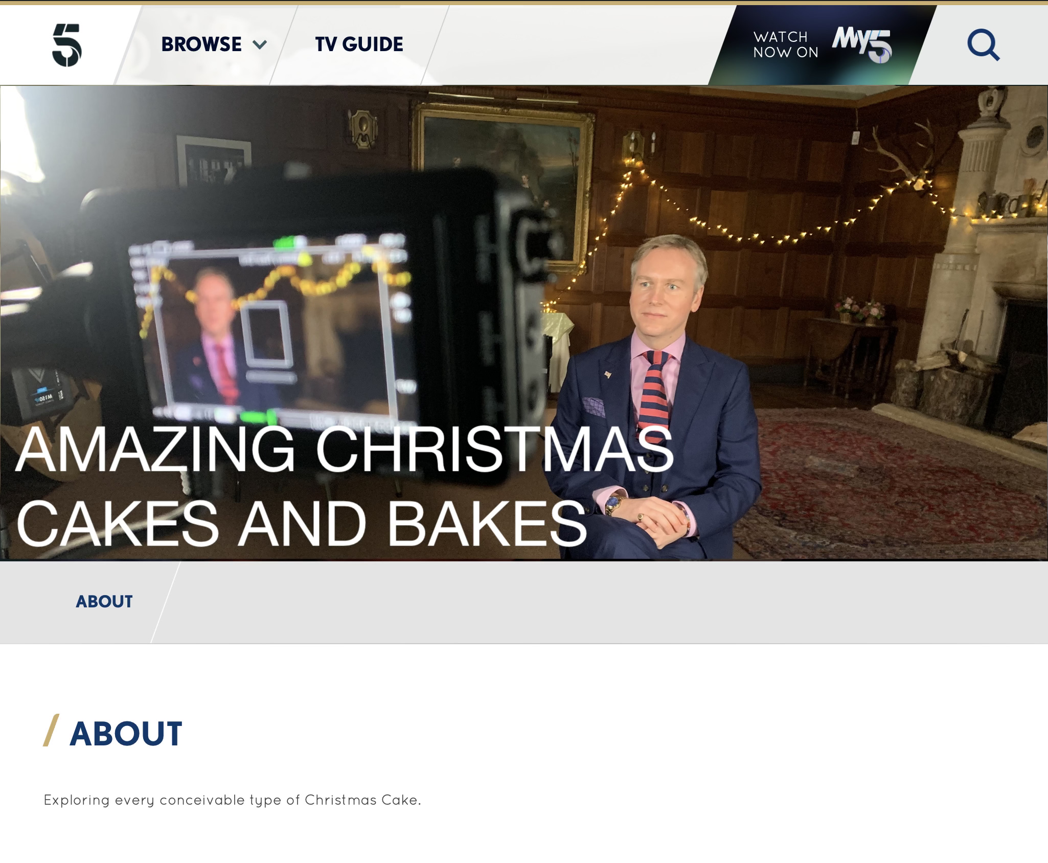 Christmas Amazing Cakes and Bakes