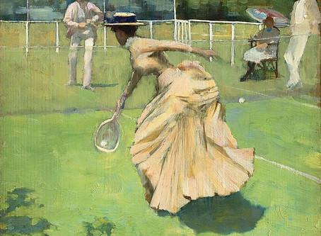 Etiquette of Wimbledon