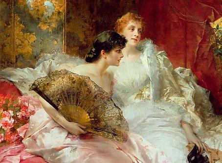 Etiquette of a Lady