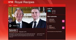 BBC Royal Recipes