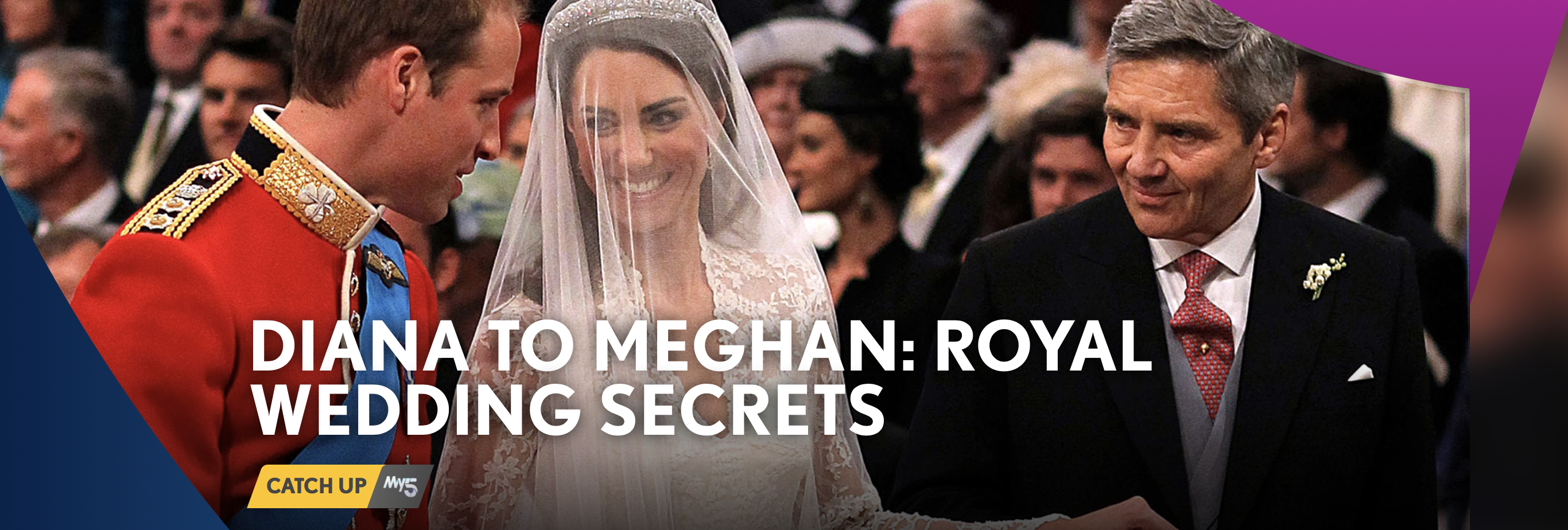 Royal Wedding Secrets.