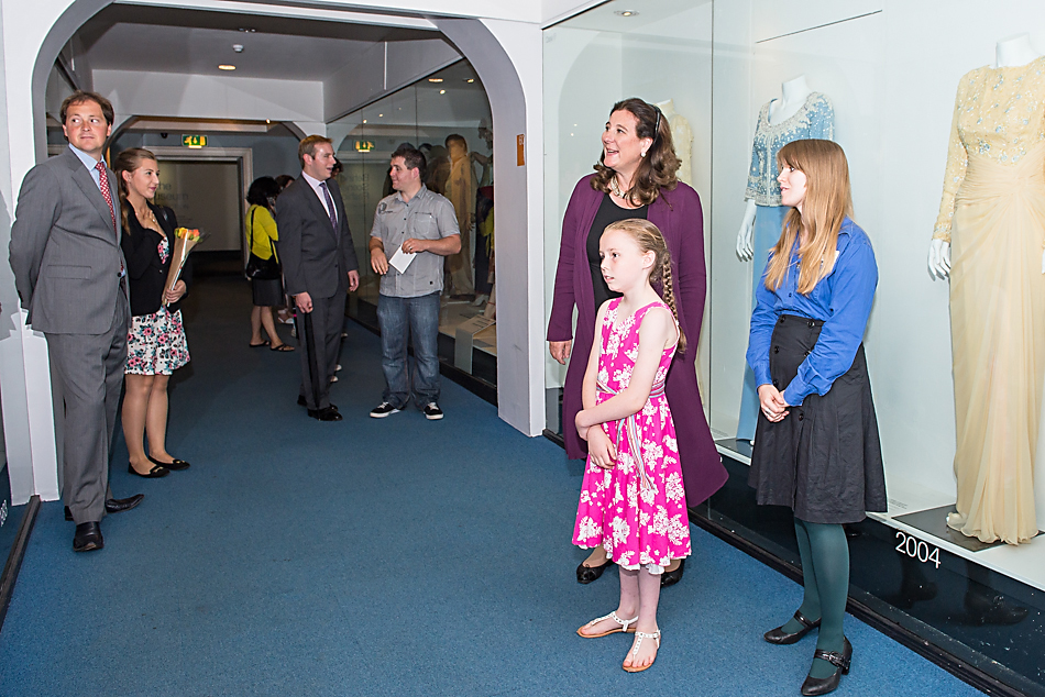 HRH Princess Katarina visits Bath