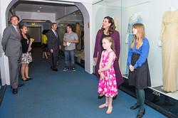 HRH Princess Katarina visits Bath