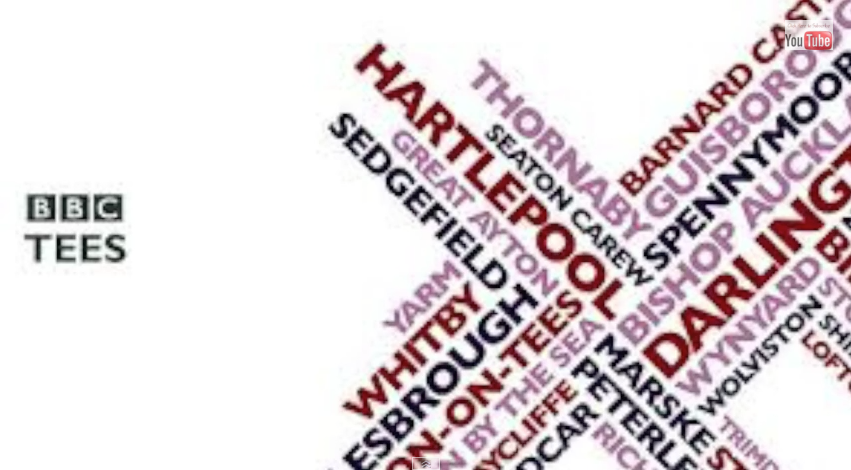 Grant Harrold on BBC Radio Tees