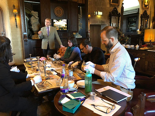 One Day Butler Course
