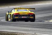Audi R8 bei  ADAC GT Masters