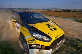 Rallye Ford R5