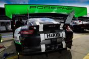 Porsche 911 RSR bei VLN
