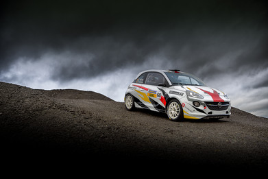 OPEL Rallye R2