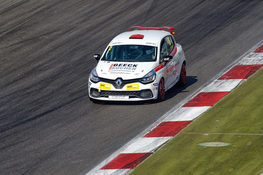Renault Clio Cup.
