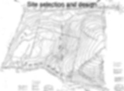 Site plan, development,