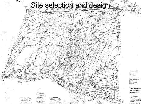 Home site selection