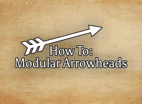 How to Build a Modular Arrowhead
