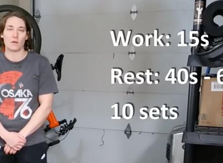 Lockdown - Video 3 - Tabata Method