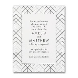 geometric Amelia/Matt