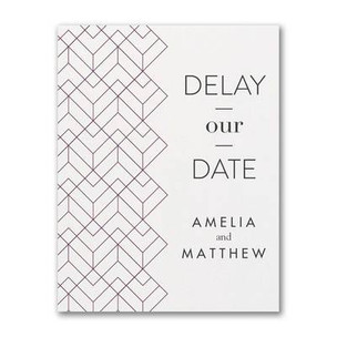 Delay our date