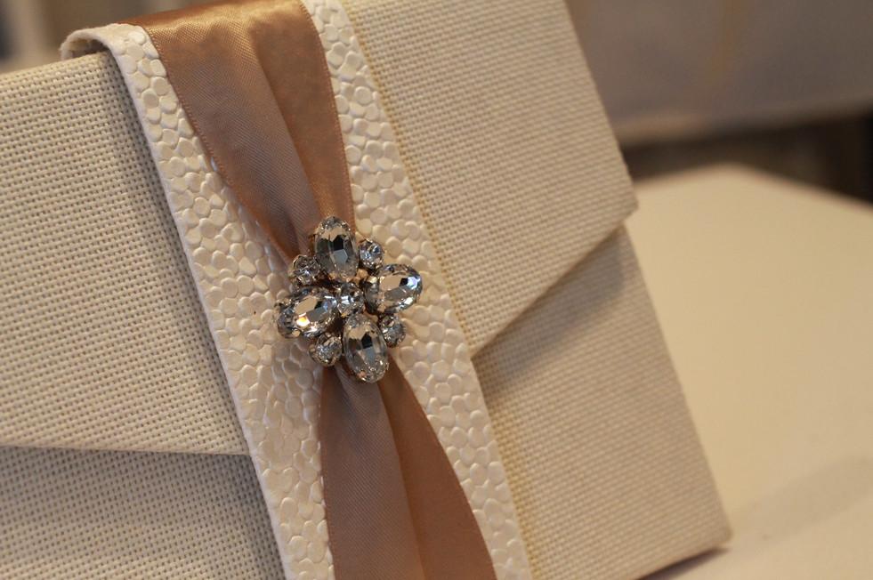 Luxe invitations