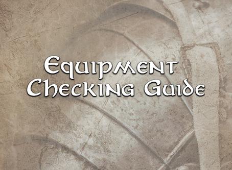 Equipment Checking Guide 04 Shields & Armor