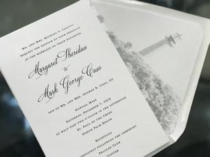 Signature Style invitations