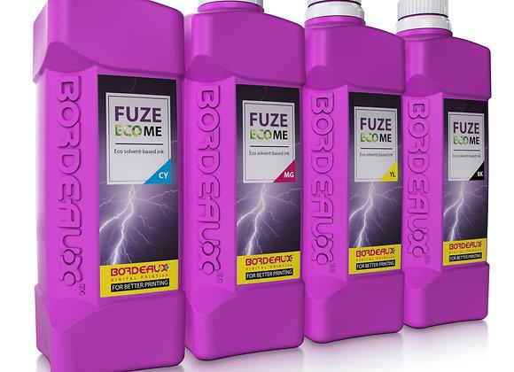 Bordeaux Fuze ECO ME Ink for Mimaki  printers   - 1L Bottle