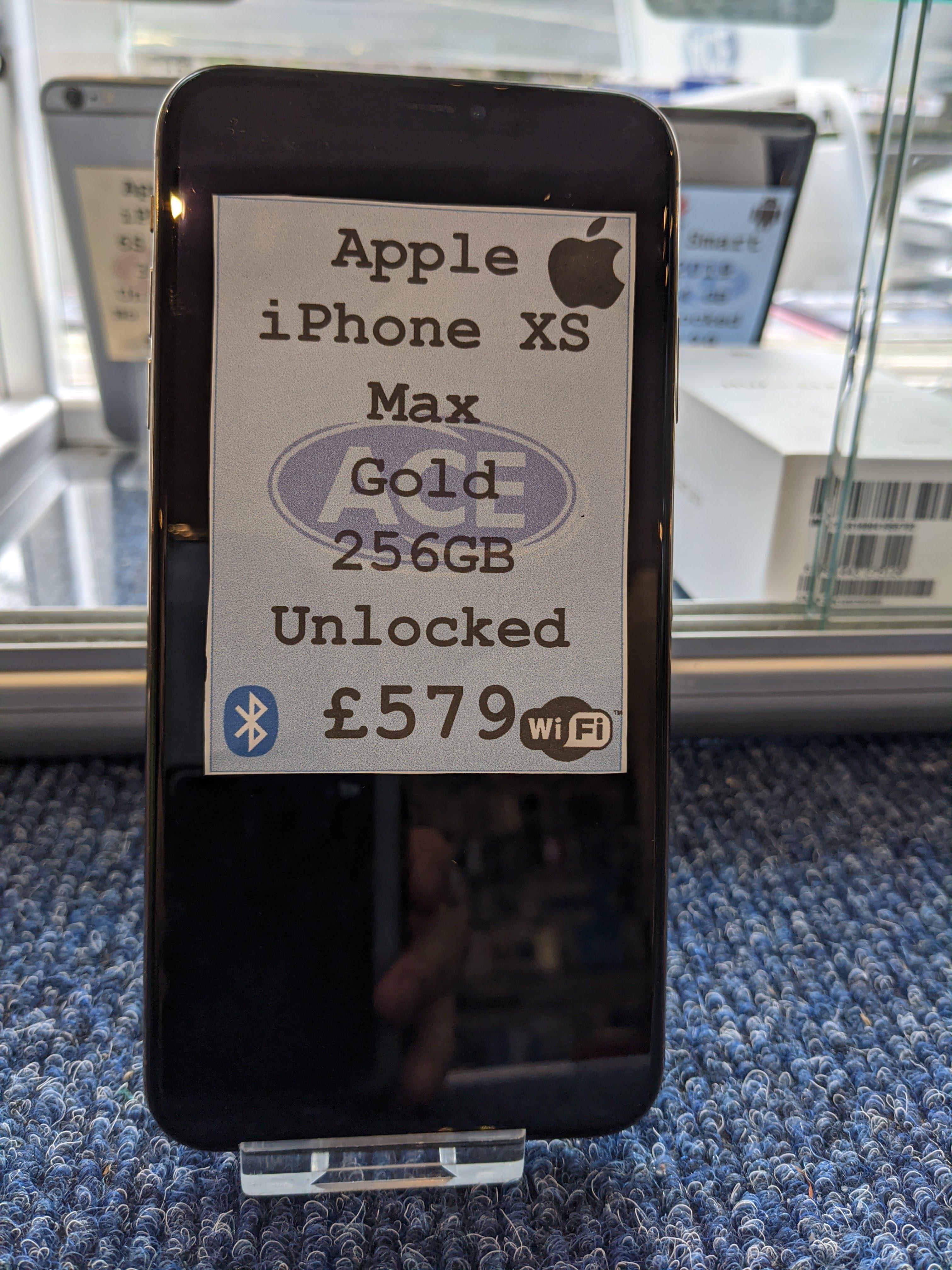 iPhone XS Max £549
