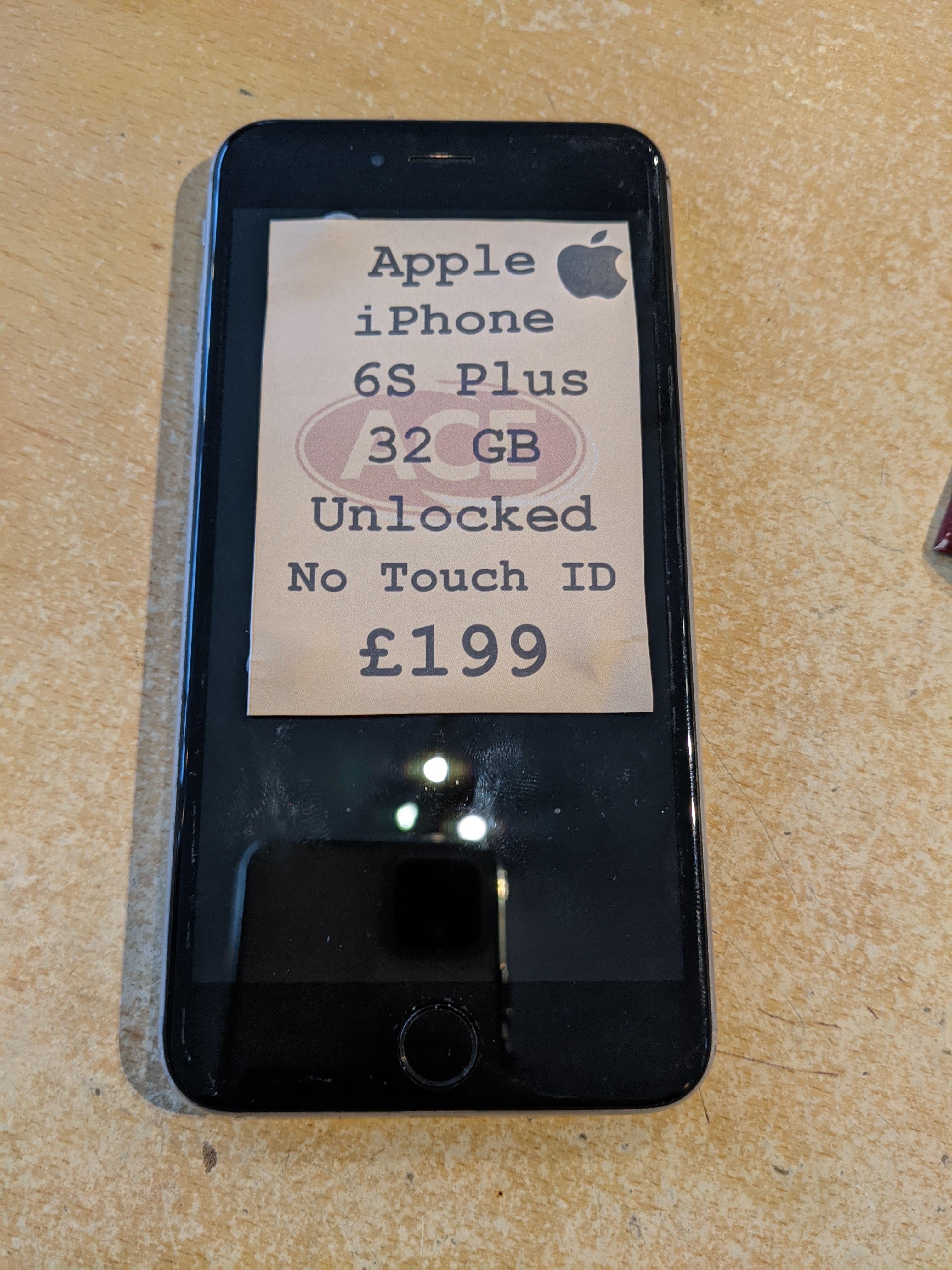 iPhone 6s Plus £149