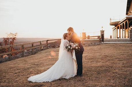 Couple at Sunset on MeadowontheMountain