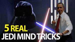 5 Real JEDI Mind Tricks