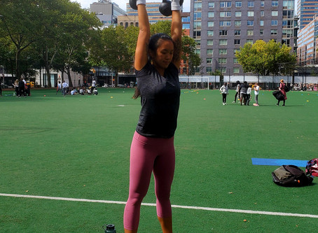 Monday, October 5th Outdoor Class