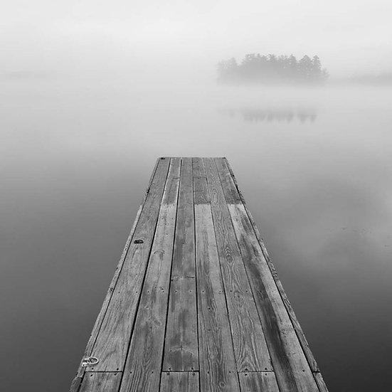 Dock at Raquette Lake