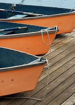 Boats on Dock