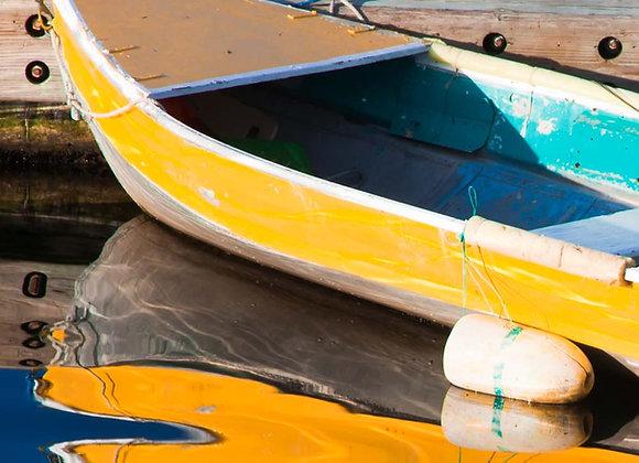 One Orange Boat