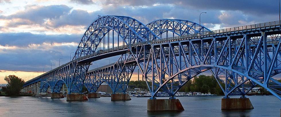 South Bridge Wide Angle Pano