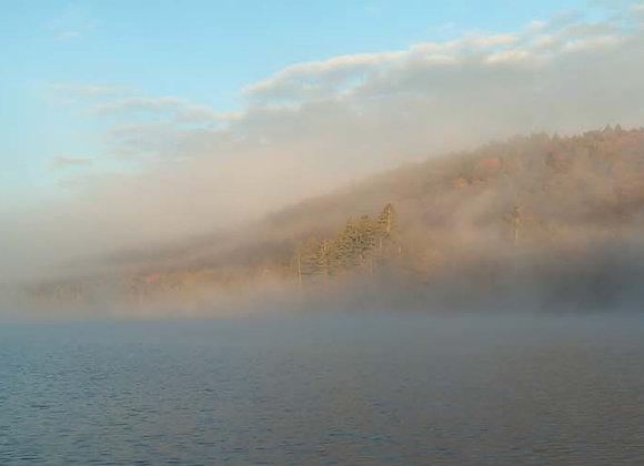 Morning Fog at Upper BTP