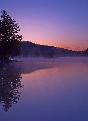 4th Lake Sunset