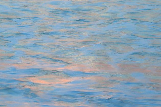 Atlantic Sunrise Reflection