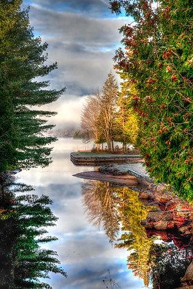 Inlet at 4th Lake