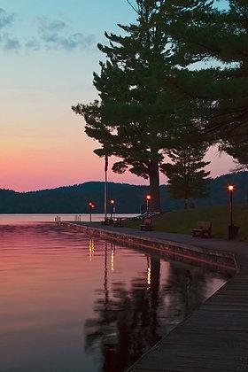Arrowhead Park Sunset