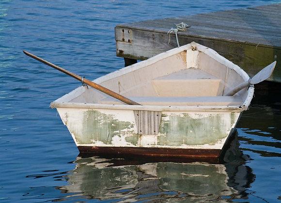 Rowboat Needs Paint