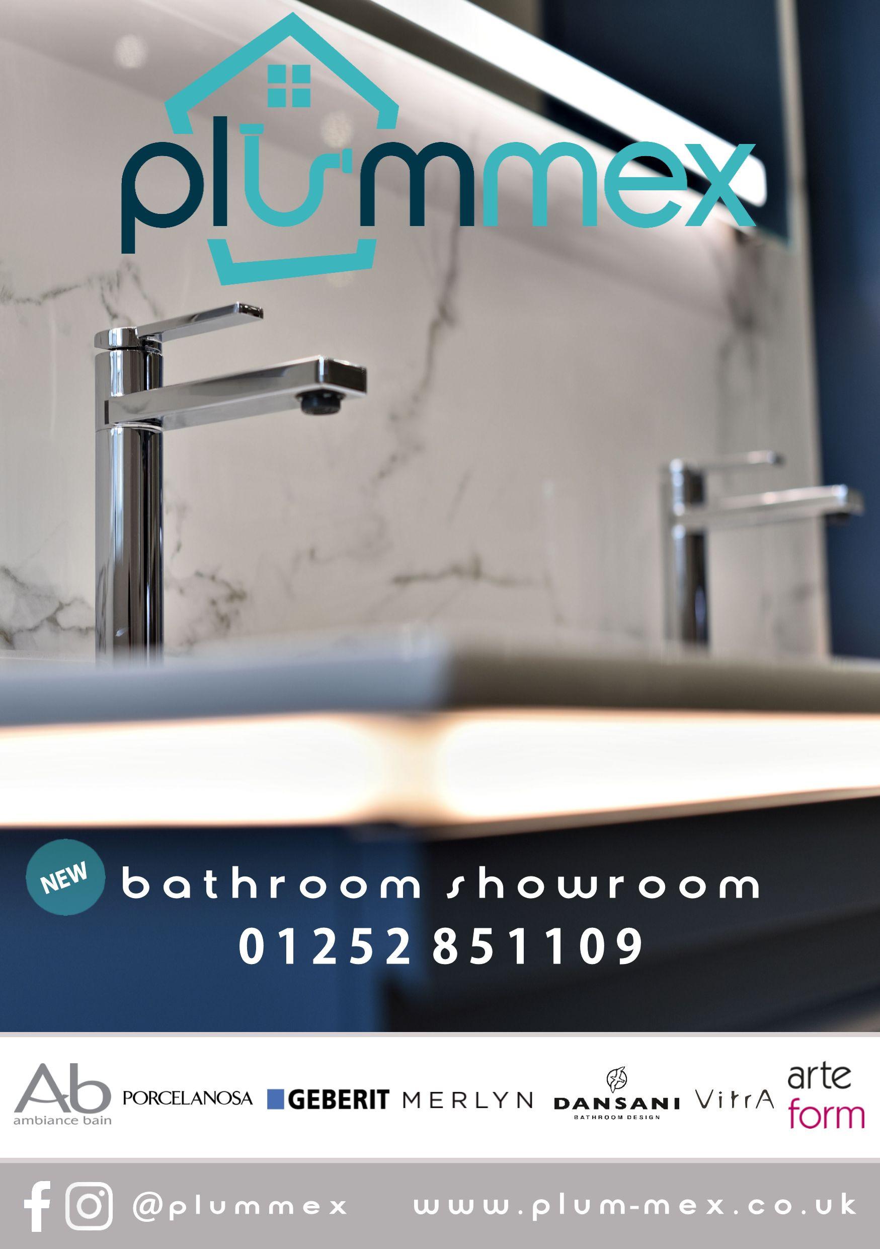 Plum-mex bathroom showroom