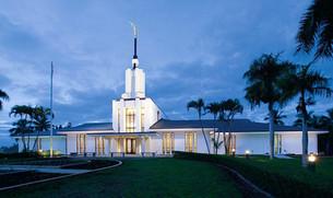 Nuku'Alofa Tongan Temple