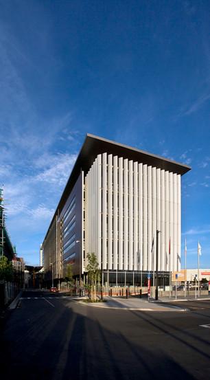 Waitakere Council Building