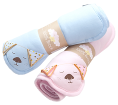 Organic cotton baby stroller liner