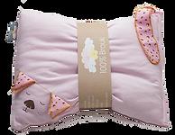 Organic cotton baby/ children pillow