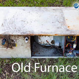 Old furnace Change out Charlotte NC